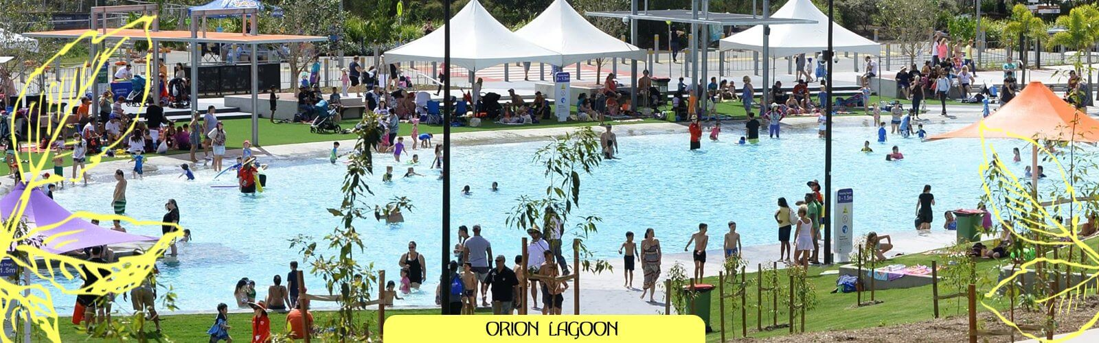 Orion Lagoon | Free Water Park in Springfield