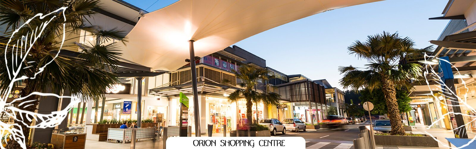 Orion shopping centre