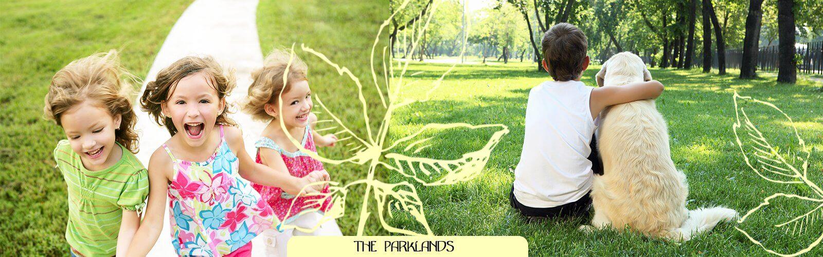 The parklands are located near Prema
